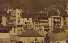 Argelez – env. 1870 – photographie - Médiathèque André Labarrère Pau – cote PHA131