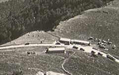 Les Pyrénées : Col d'Aspin (alt. 1497 m.) - s. d. - photographie - Centre d'étude du Protestantisme Béarnais – cote 60J239
