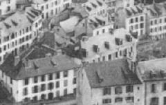 Barèges - Partie supérieure de la station - Hôpital Sainte-Eugénie – carte postale - Médiathèque André Labarrère Pau – cote B6-009