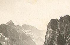 Les Pyrénées : Col du Tourmalet (alt. 2113 m.) - descente sur Barèges – photographie - Centre d'étude du Protestantisme Béarnais – cote 60J239