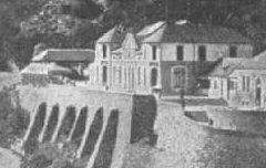 Cauterets - La Raillère et le Tram - carte postale - Médiathèque André Labarrère Pau – cote B6-035