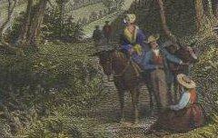 Cauterets : in the Pyrenees - ALLOM, Thomas / Fisher, S. - 19e siècle – gravure - Médiathèque André Labarrère Pau – cote 45732R