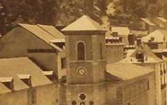 Intérieur des Eaux-Chaudes – anonyme – vers 1870 - photographie - Médiathèque André Labarrère Pau – cote PHA131