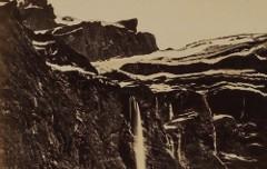 Cirque et Cascade de Gavarnie - ca. 1871 – photographie - Médiathèque André Labarrère Pau – cote PHA131