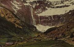 Les Pyrénées : Ensemble du Cirque de Gavarnie – 1908-1925 – carte postale - Médiathèque André Labarrère Pau – cote PHA040