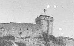 Le fort de Lourdes, 7bre 1898 -  photographie – Archives communautaires Pau-Pyrénées – cote 30FI0087