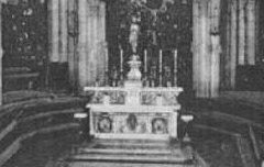 Lourdes. Intérieur de l'Eglise du Rosaire - Viron, photo-edit (Lourdes) - avant 1903 – carte postale – Médiathèque André Labarrère Pau – cote B6-108