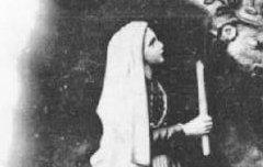 Lourdes - Apparition de la Sainte Vierge à Bernadette Soubirous - De Torrès (éd. Tarbes) – carte postale - Médiathèque André Labarrère Pau – cote B6-147