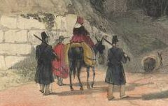 Bagnères de Luchon : Pyrènees - OLIVER, William / Dodgson, G. / Colnaghi and Puckle - 19e siècle – lithographie - Médiathèque André Labarrère Pau – cote Ee3221