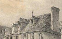 Hautes Pyrénées : Établissement Thermal de St Sauveur - JACOTTET, Louis-Julien / Bayot, Adolphe-Jean-Baptiste / Gihaut frères - 19e siècle - lithographie - Médiathèque André Labarrère Pau – cote C39621