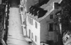 Luz-Saint-Sauveur - Vue générale et le Gouffre - M.T., Imprimeur (Limoges) – carte postale - Médiathèque André Labarrère Pau – cote B6-184