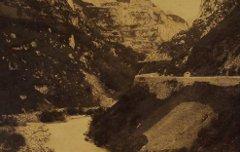 Fort d'Urdos, Vallée d'Aspe - Maxwell-Lyte, Farnham - vers 1858-1860 – photographie - Médiathèque André Labarrère Pau – cote PHA032